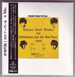 The Fan Club Christmas Records (Japanese cd)