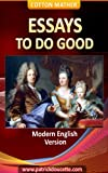 img - for ESSAYS TO DO GOOD: Modern English Version book / textbook / text book