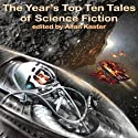 The Year's Top Ten Tales of Science Fiction Audiobook by Stephen Baxter Narrated by Tom Dheere