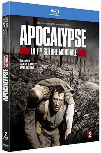 APOCALYPSE : la Première Guerre mondiale 14-18 en [Blu-ray] [Edizione: Francia]