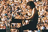 Aerosmith Steve Tyler in Concert Seated at Piano 24x36 Poster
