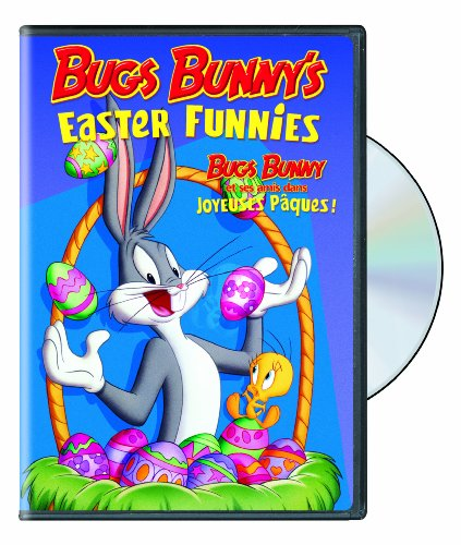 Cover art for  Bugs Bunny's Easter Funnies