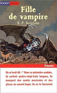 Fille de vampire par S. P. Somtow