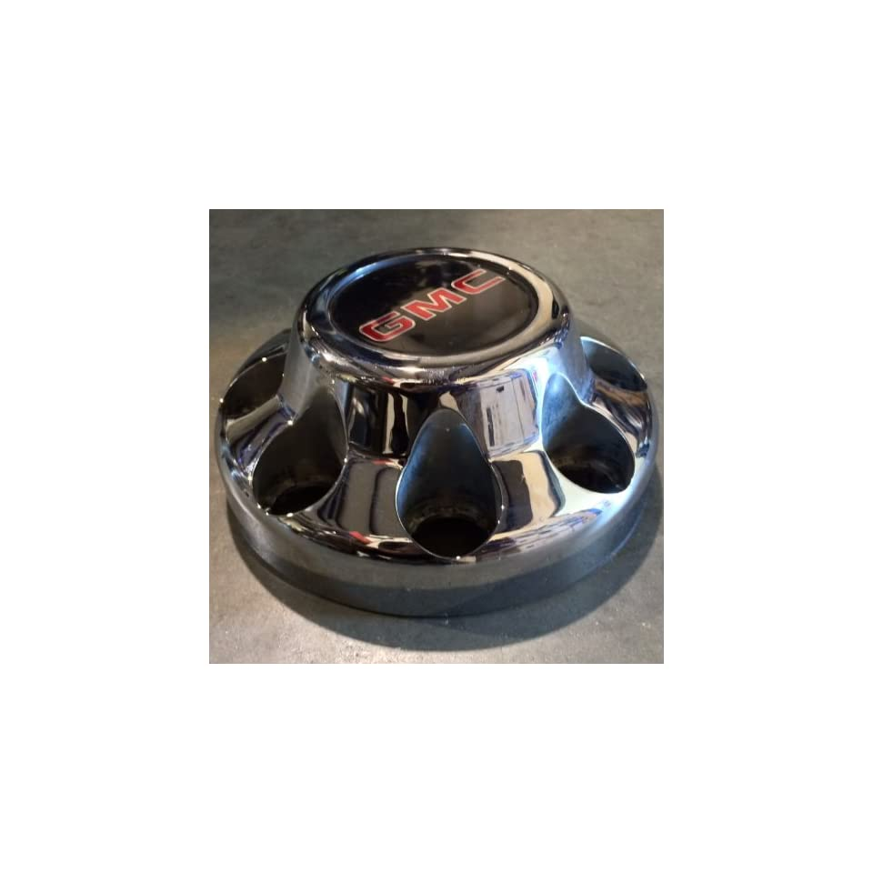 16 17 Inch OEM GMC 8 Lug Chromed Plated Center Cap Hubcap Wheel Cover 1988 2000 Part Number # 46272