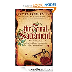 The Final Sacrament (Clarenceux Trilogy 3)