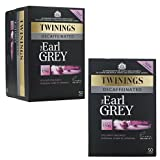 Twinings Earl Grey Decaffeinated 50bag - CLF-TWN-004