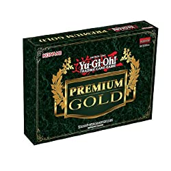 [Best price] Games - Yugioh 2014 Gold Series: Premium Gold Booster Mini-Box - 3 packs / 5 cards each! - toys-games