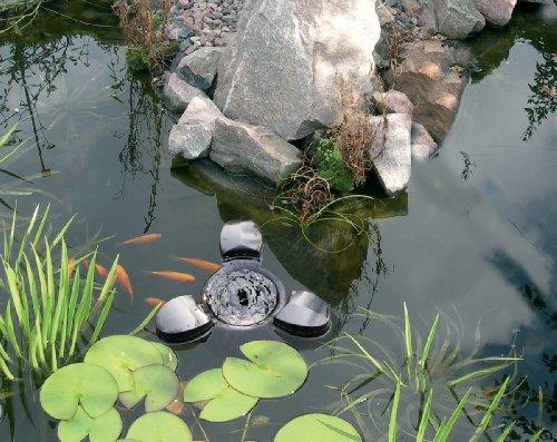 Koolscapes floating pond skimmer for Floating pond skimmer