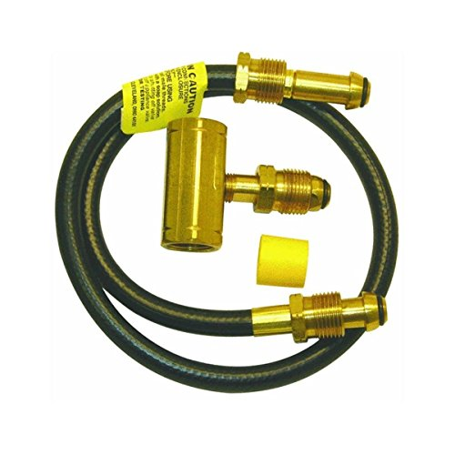 Mr Heater F273737 Propane LP 2 Tank Hook-Up Kit (Propane Tank Hook Up compare prices)