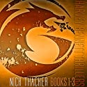Harvey Bennett Thrillers: Books 1-3: Harvey Bennett Thrillers Box Set Audiobook by Nick Thacker Narrated by Mike Vendetti