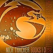 Harvey Bennett Thrillers: Books 1-3: Harvey Bennett Thrillers Box Set | Nick Thacker