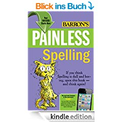 Painless Spelling, 3rd Edition (Barron's Painless Series)