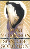 Song of Solomon (Plume Contemporary Fiction) (0613014812) by Toni Morrison