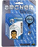 Factory Entertainment Archer ID Badge Holder and Card Set (Assorted)