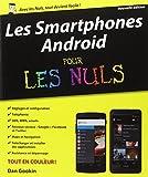 echange, troc Dan GOOKIN - Les Smartphones Android pour les Nuls, 2e