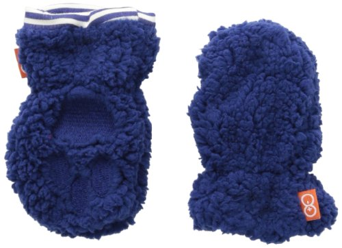 Magnificent Baby Baby-Boys Infant Smart Mittens, Blueberry, 12-18 Months