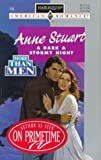 A Dark And Stormy Night: More Than Men No. 13 (Harlequin American Romance No. 702) (0373167024) by Stuart, Anne