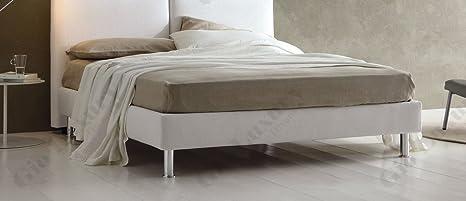 "Cama ùnico tapizada ""Papete"" 90cm - 100% Made in Italy"