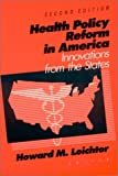 img - for Health Policy Reform in America: Innovations from the States book / textbook / text book