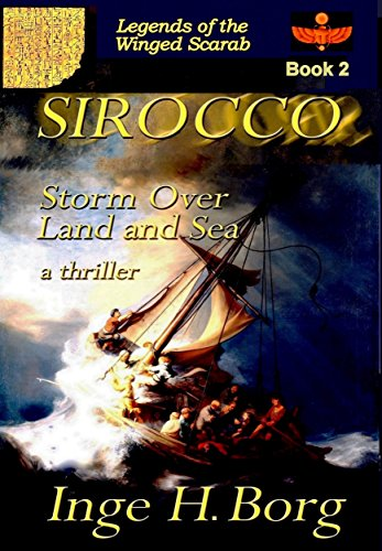 Sirocco, Storm Over Land And Sea by Inge H. Borg ebook deal