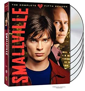 Smallville - Season 5 [Import anglais]