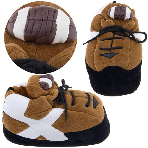 Cheap Football Sneaker Slippers for Women and Men (B0077QU0QY)