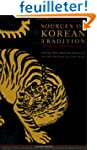 Sources of Korean Tradition V 2 - Fro...