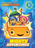 Mighty Adventures (Team Umizoomi) (Super Color with Stickers)