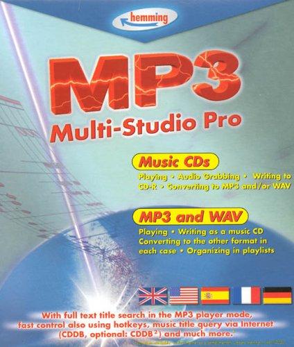 MP3 Multi-Studio Pro