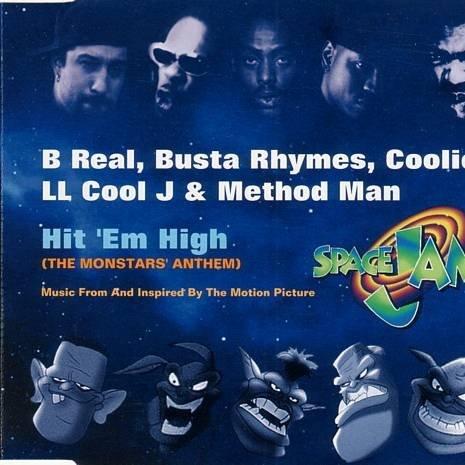Method Man - B-Real , Busta Rhymes , Coolio , Ll Cool J & Method Man - Hit