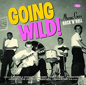 Going Wild! Music City Rock'n'roll