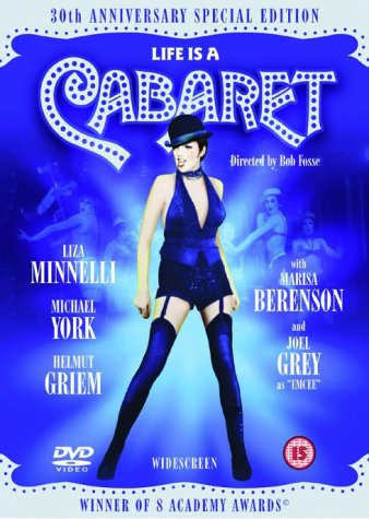 Cabaret - 30th Anniversary Special Edition [1972] [DVD]