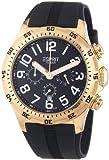 Esprit Men's Quartz Watch Hi-Level ES101101004 with Rubber Strap