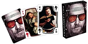 Big Lebowski Playing Cards