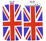 ITALKonline UNION JACK Quality Slip Pouch Protective Case Cover with Pull Tab for LG Optimus L9 P760