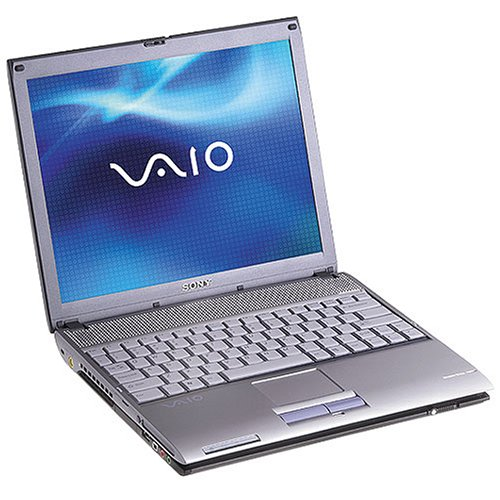 Sony VAIO PCG-V505BX Laptop (2.0-GHz Pentium 4-M, 512 MB RAM, 40 GB Hard Drive, DVD/CD-RW Drive)