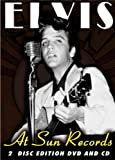 Elvis Presley Elvis at Sun Records + CD [DVD AUDIO]