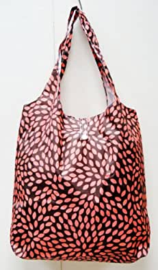 Trendy Sturdy Shopping Tote Bag - Almond Pattern