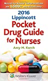 img - for 2016 Lippincott Pocket Drug Guide for Nurses book / textbook / text book