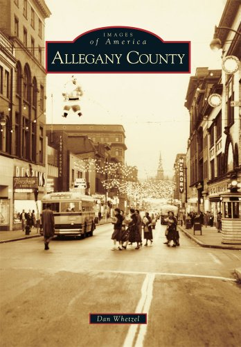 Allegany County (Images of America Series)