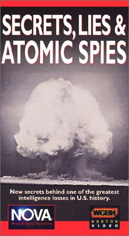 Nova - Secrets, Lies & Atomic Spies [VHS]