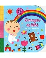 L'imagier de bébé : Un livre à toucher
