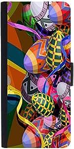 Snoogg Designer Eggs 2474 Designer Protective Flip Case Cover For Samsung Gal...