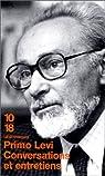 Conversations et entretiens, 1963-1987