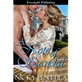 A Note of Scandal ~ Nicky Penttila