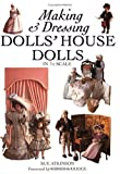 img - for Making & Dressing Doll's House Dolls in 1/12 Scale book / textbook / text book