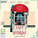 Lost for Words Audiobook by Stephanie Butland Narrated by Imogen Church