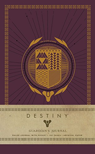 Destiny: Guardian's Journal: Hardcover Ruled Journal (Insights Journals)