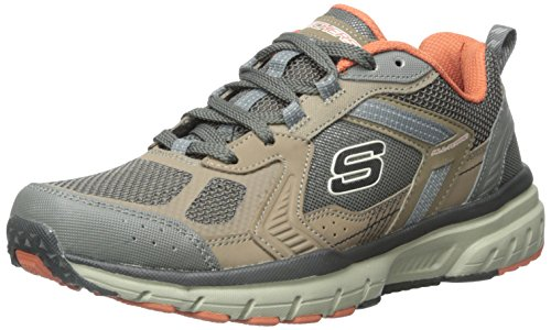skechers-geo-trek-pro-kraft-mens-sporttrainer-7-uk-41-eu-brown-orange