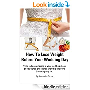How to lose weight before your wedding day 7 tips to for Losing weight for wedding dress